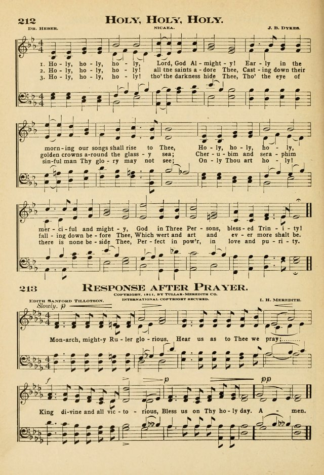 Sunday School Hymns No. 2 page 195