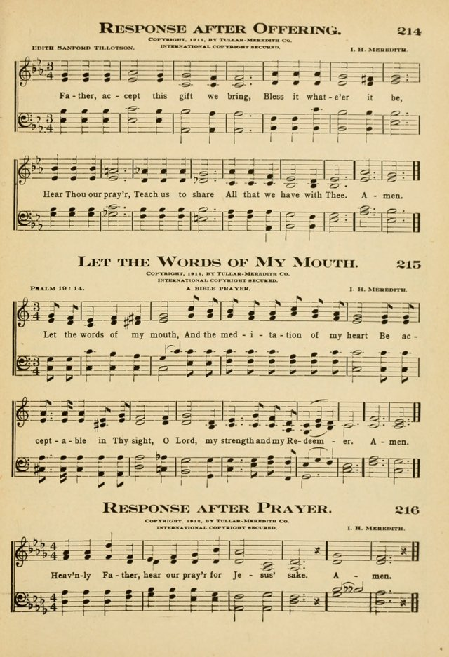 Sunday School Hymns No. 2 page 196