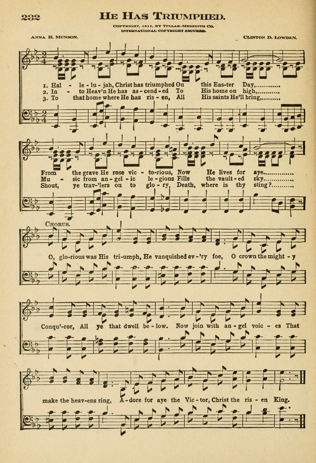 Sunday School Hymns No. 2 page 209