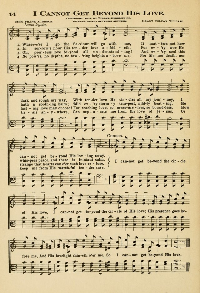 Sunday School Hymns No. 2 page 21