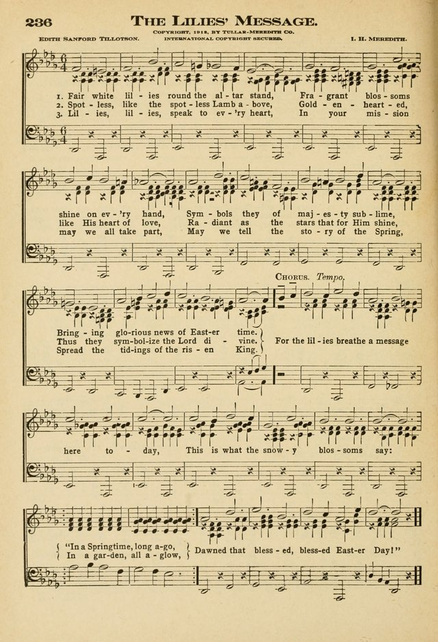 Sunday School Hymns No. 2 page 213