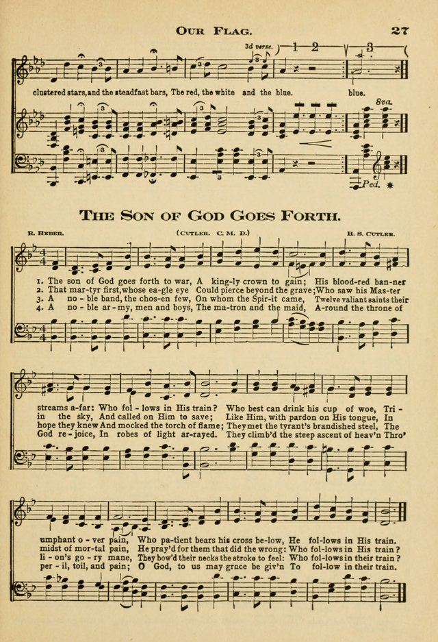 Sunday School Hymns No. 2 page 34