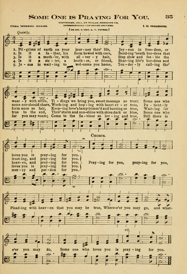 Sunday School Hymns No. 2 page 42