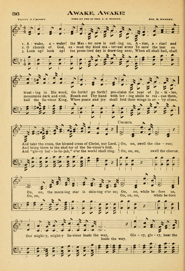 Sunday School Hymns No. 2 page 43