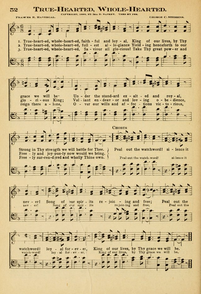 Sunday School Hymns No. 2 page 59