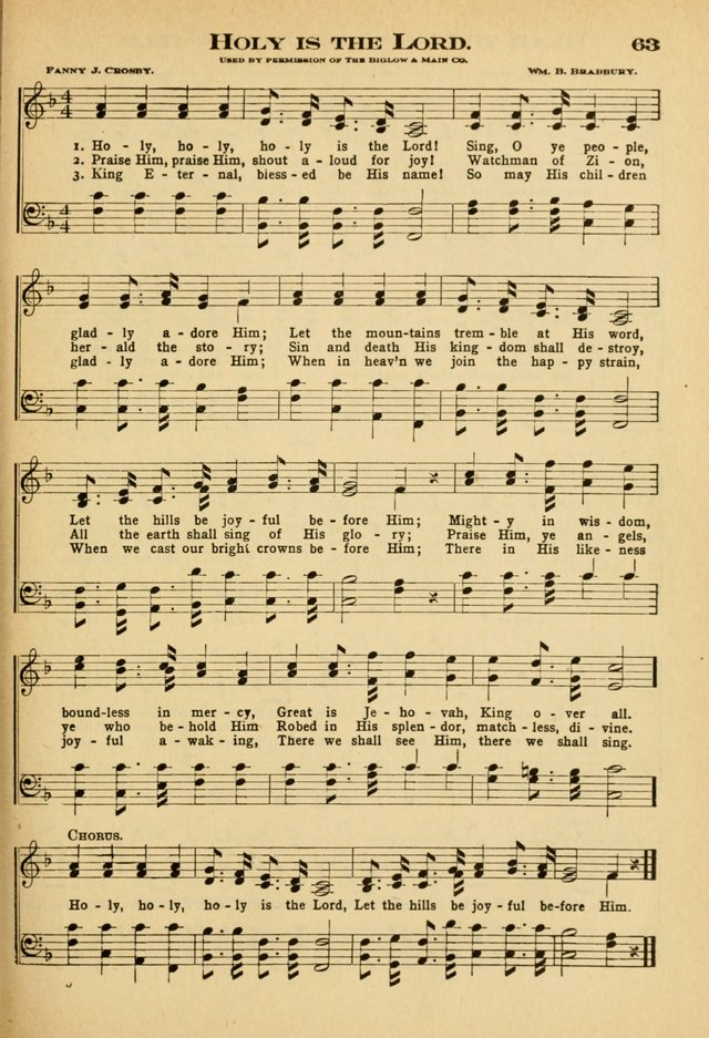 Sunday School Hymns No. 2 page 70