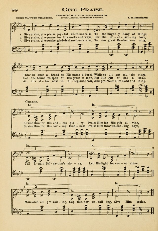 Sunday School Hymns No. 2 page 95