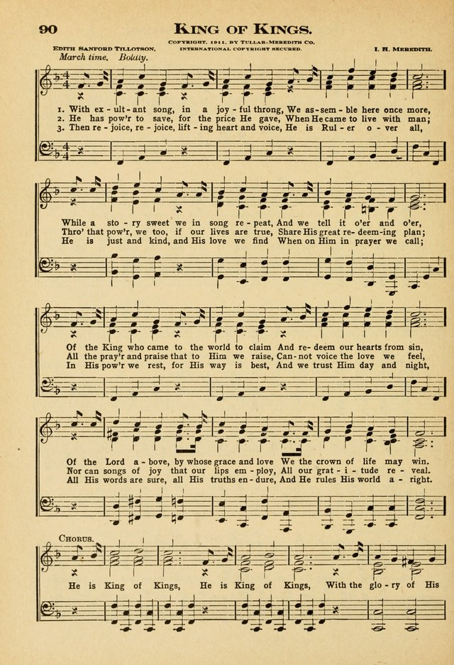Sunday School Hymns No. 2 page 97