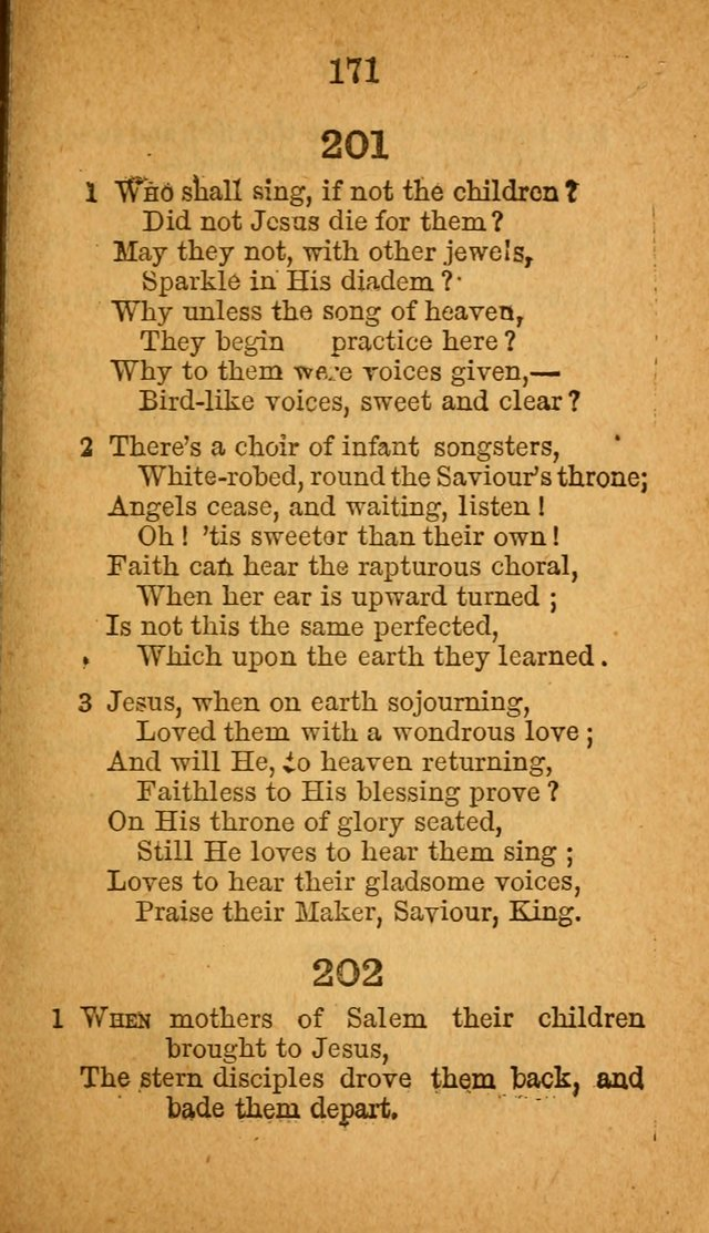 Sabbath-School Hymn-Book page 171