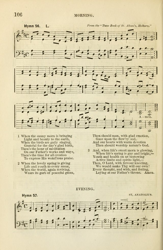 The Sunday School Hymnal  page 108