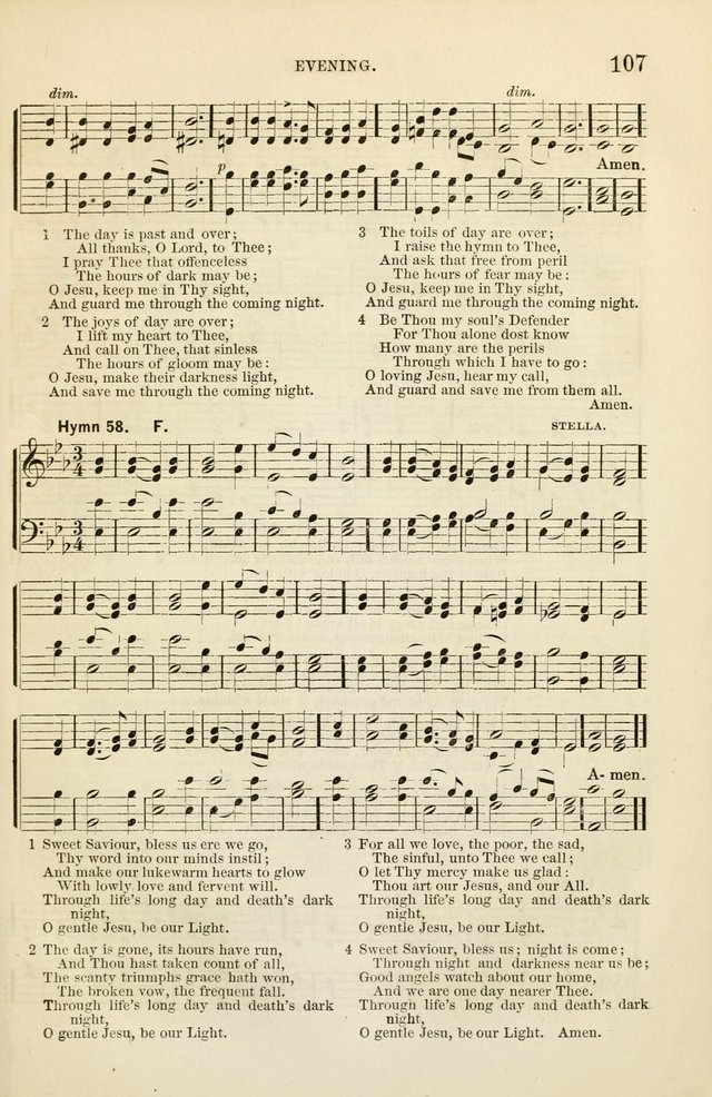 The Sunday School Hymnal  page 109