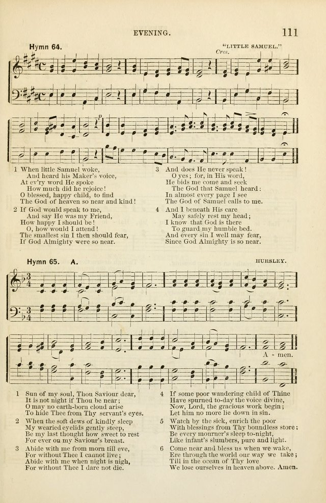 The Sunday School Hymnal  page 113
