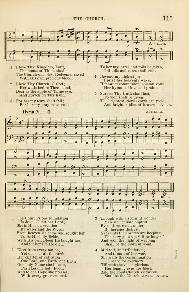 The Sunday School Hymnal  page 117