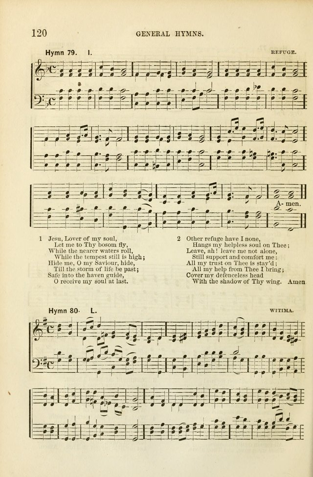 The Sunday School Hymnal  page 122