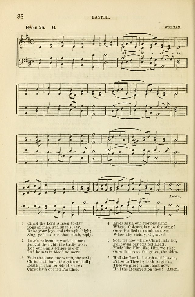 The Sunday School Hymnal  page 90