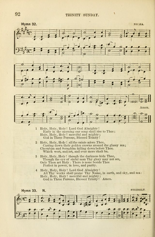 The Sunday School Hymnal  page 94