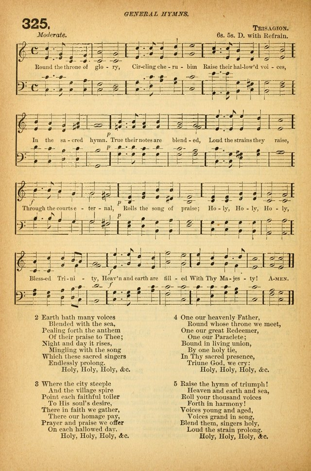 The Sunday-School Hymnal and Service Book (Ed. A) page 198