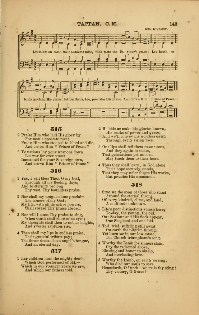 Songs for Social and Public Worship page 139