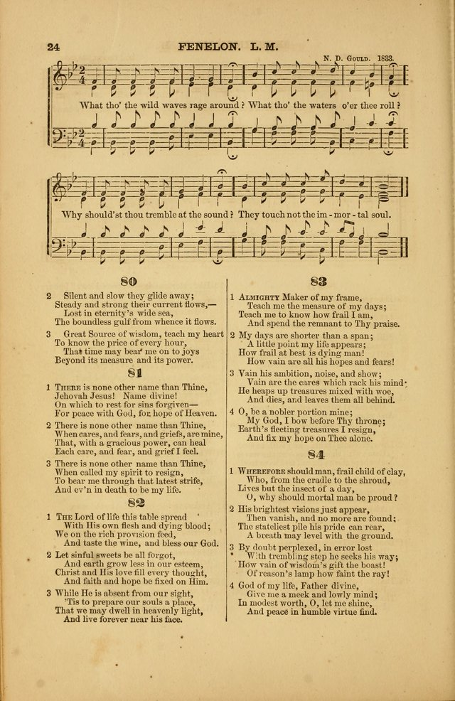Songs for Social and Public Worship page 20