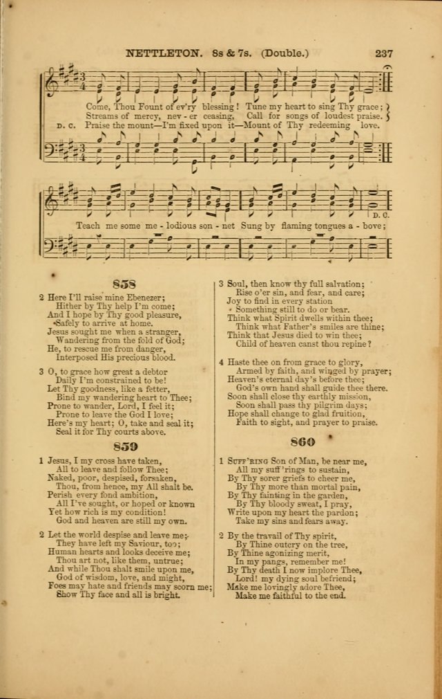 Songs for Social and Public Worship page 233