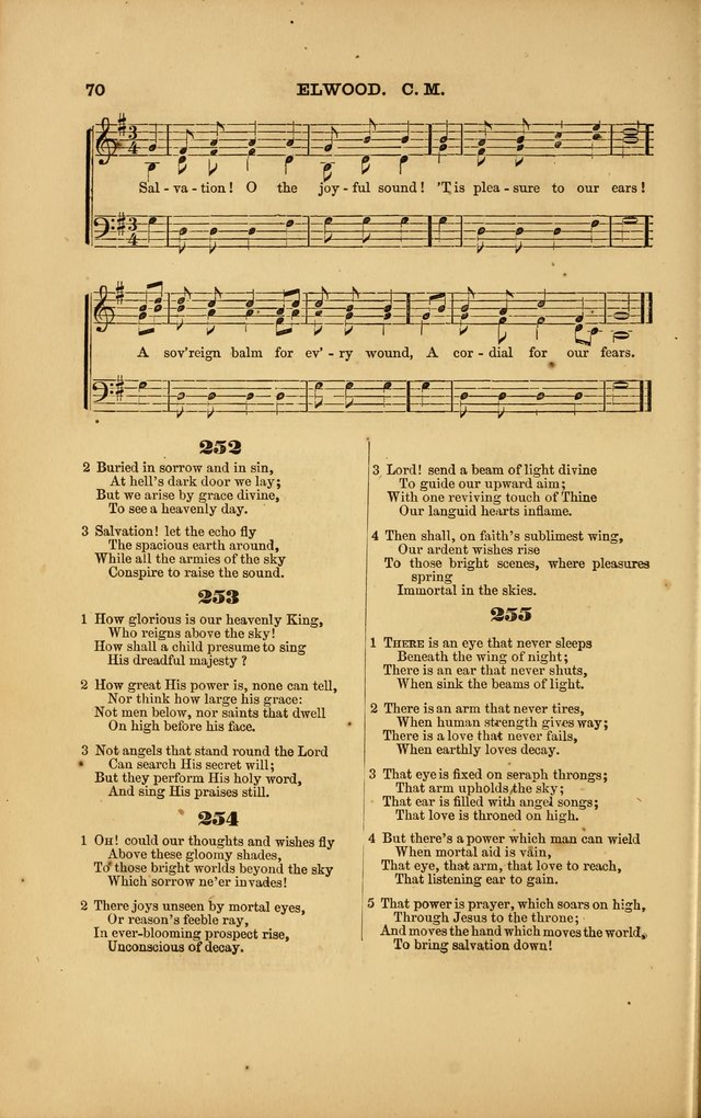 Songs for Social and Public Worship page 66