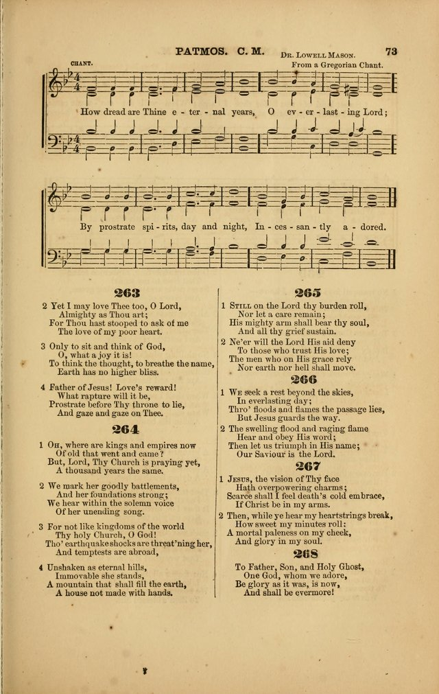 Songs for Social and Public Worship page 69
