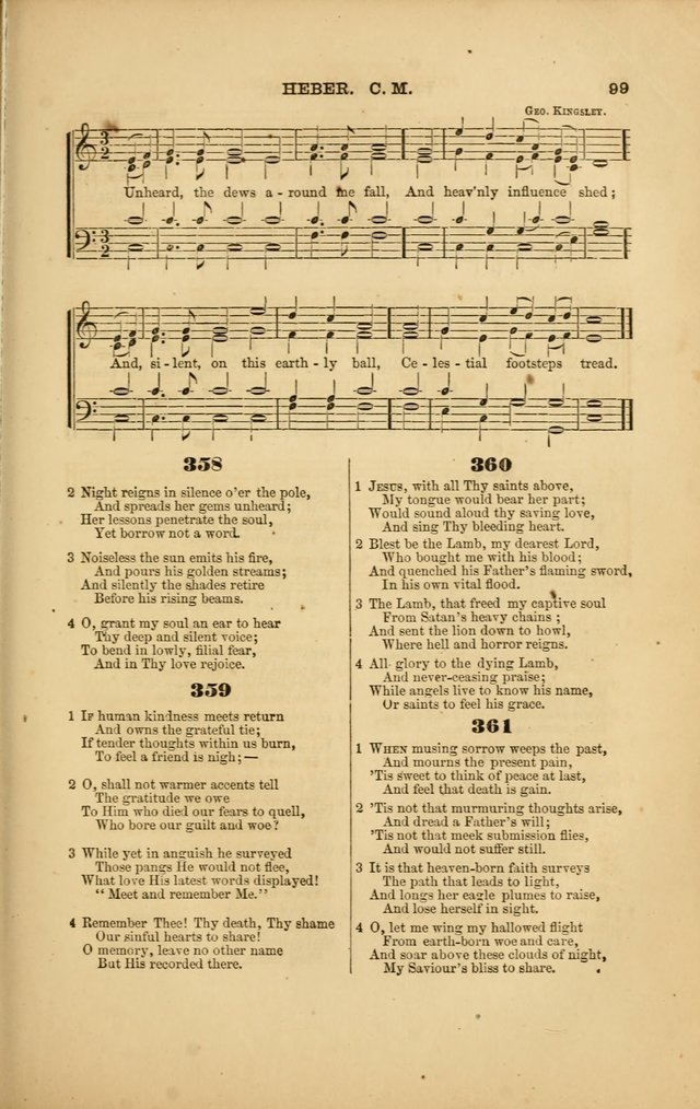 Songs for Social and Public Worship page 95