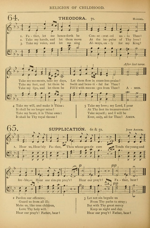 Sunday School Service Book and Hymnal page 165