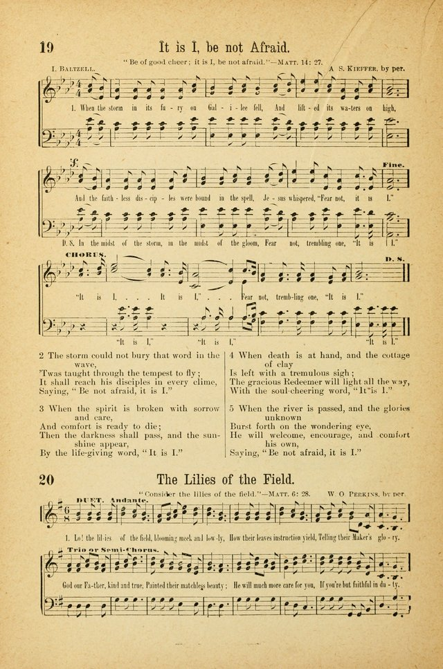 The Standard Sunday School Hymnal page 18