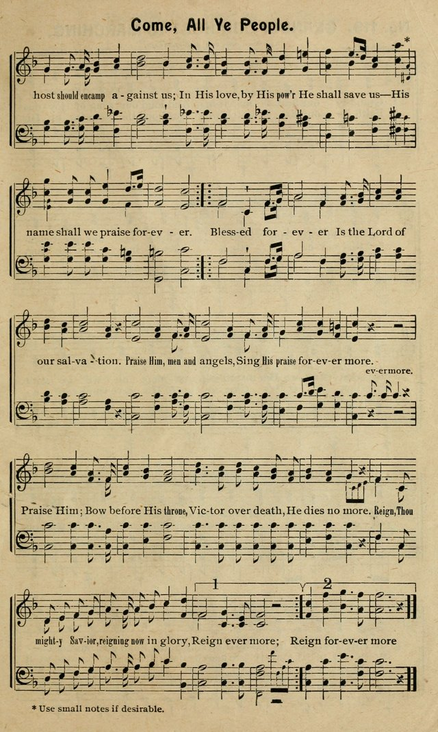 Special Songs: for Sunday schools, revival meetings, etc. page 119