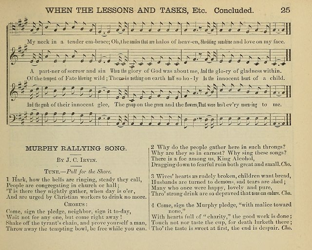 The Song Victor for the Sunday School and Public School Use page 25