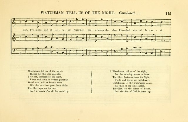 Southern and Western Pocket Harmonist: intended as an appendix to Southern Harmony; embracing the principle hymns, songs, choruses and revival tunes, usually sung at protracted and campmeetings... page 122