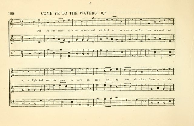 Southern and Western Pocket Harmonist: intended as an appendix to Southern Harmony page 129