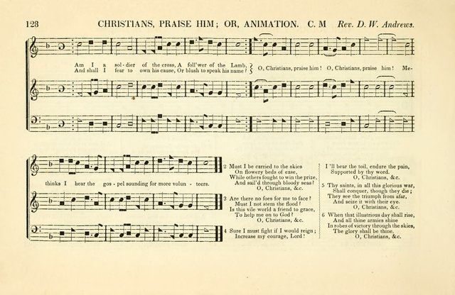 Southern and Western Pocket Harmonist: intended as an appendix to Southern Harmony; embracing the principle hymns, songs, choruses and revival tunes, usually sung at protracted and campmeetings... page 135