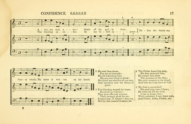 Southern and Western Pocket Harmonist: intended as an appendix to Southern Harmony; embracing the principle hymns, songs, choruses and revival tunes, usually sung at protracted and campmeetings... page 24