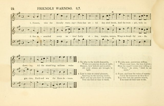 Southern and Western Pocket Harmonist: intended as an appendix to Southern Harmony page 31