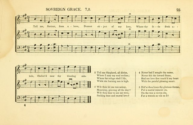 Southern and Western Pocket Harmonist: intended as an appendix to Southern Harmony page 32