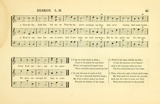Southern and Western Pocket Harmonist: intended as an appendix to Southern Harmony page 52