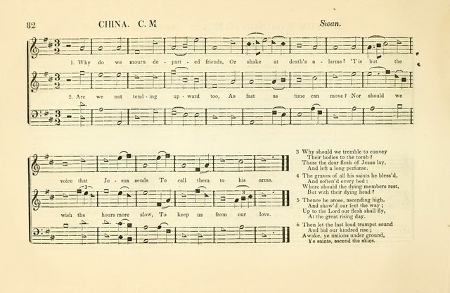 Southern and Western Pocket Harmonist: intended as an appendix to Southern Harmony; embracing the principle hymns, songs, choruses and revival tunes, usually sung at protracted and campmeetings... page 89