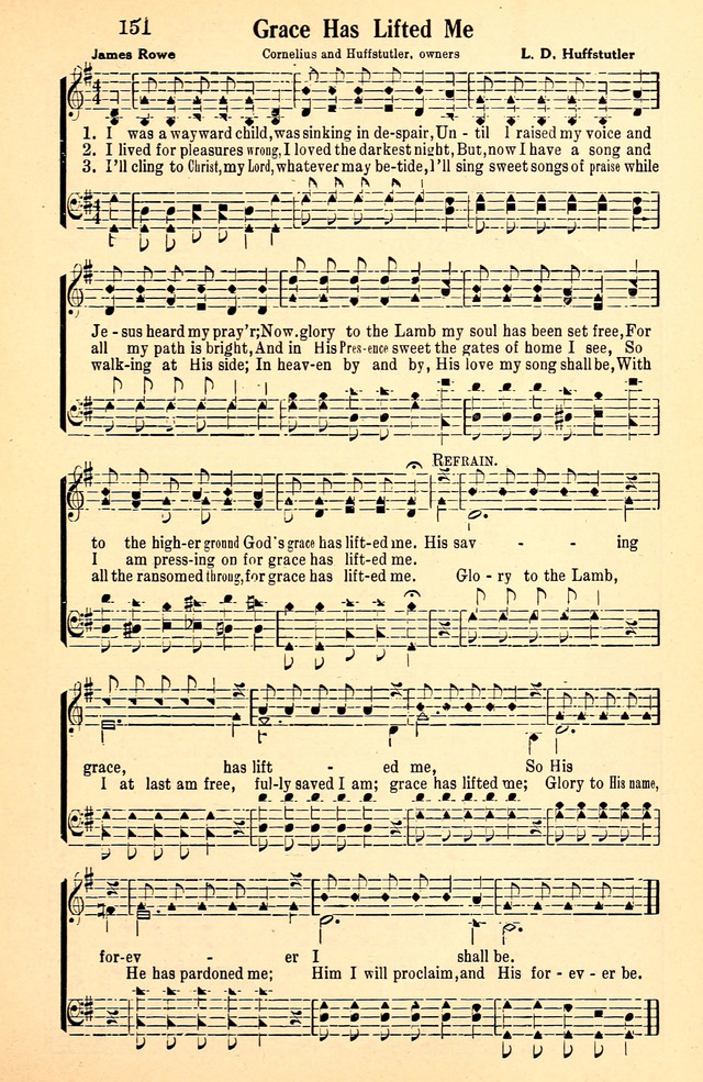 Songs of the Cross page 149