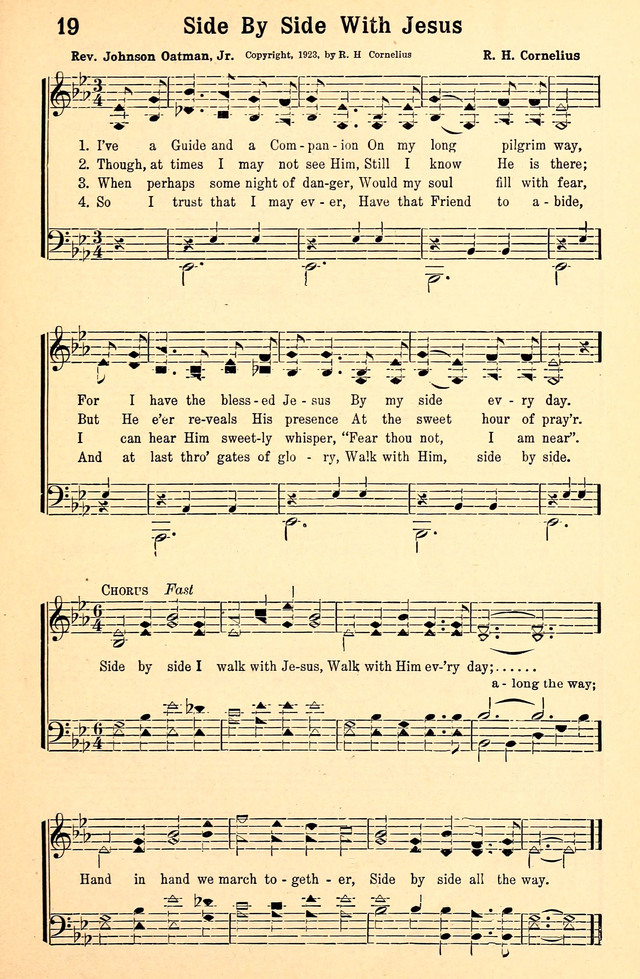 Songs of the Cross page 19