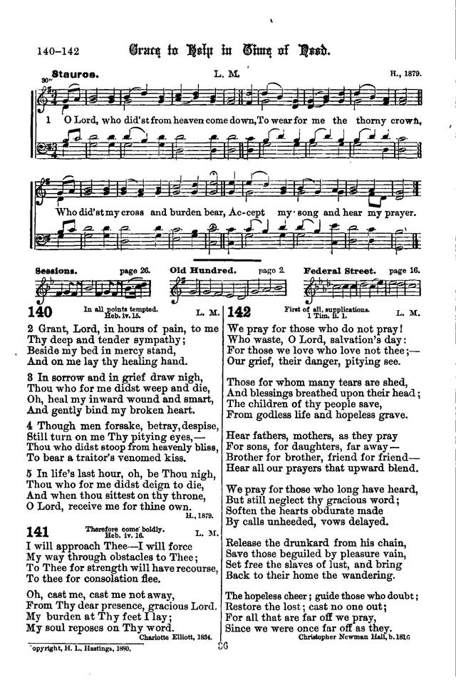 Songs of Pilgrimage: a hymnal for the churches of Christ (2nd ed.) page 36