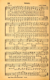 Victory | Hymnary org