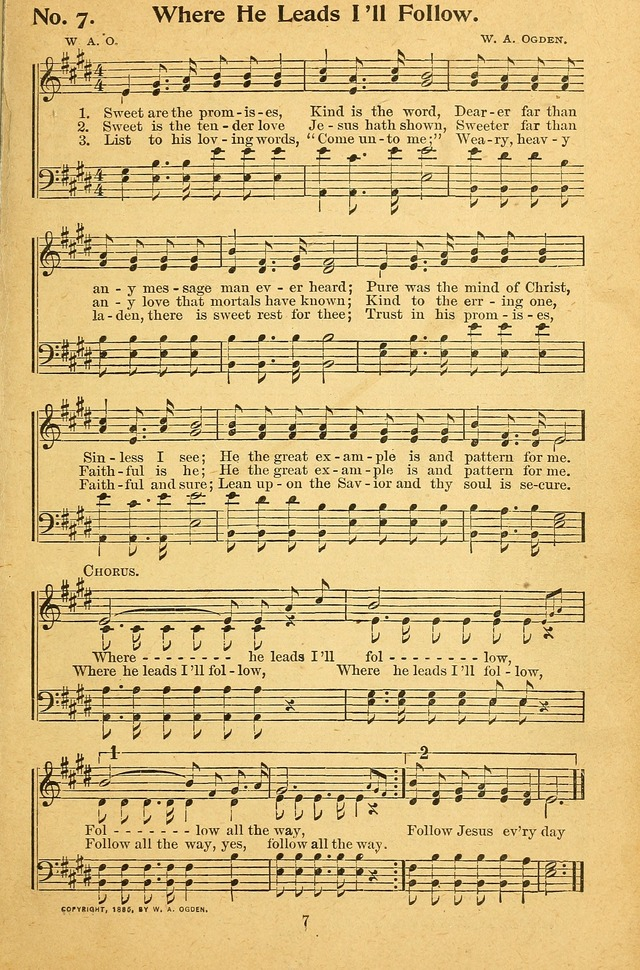 Songs of the Soul: for use in Sunday evening congregations, revivals, camp-meetings, social services, and young people
