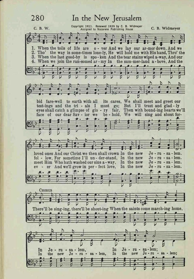 In the New Jerusalem | Hymnary org