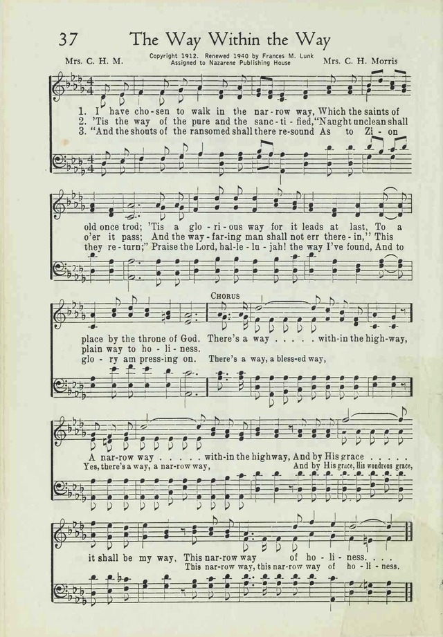 Songs of the Sanctuary page 34