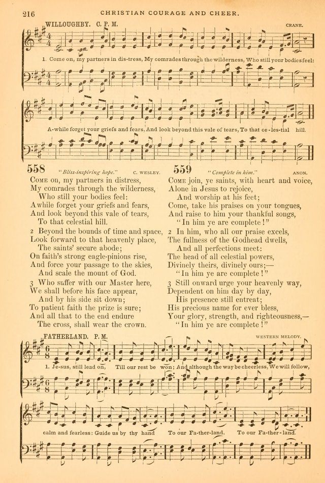 A Selection of Spiritual Songs: with music for the Church and the Choir page 227
