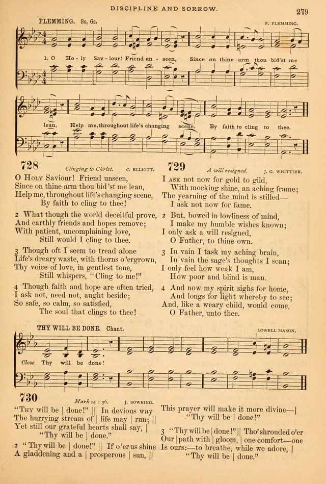 A Selection of Spiritual Songs: with music for the Church and the Choir page 290