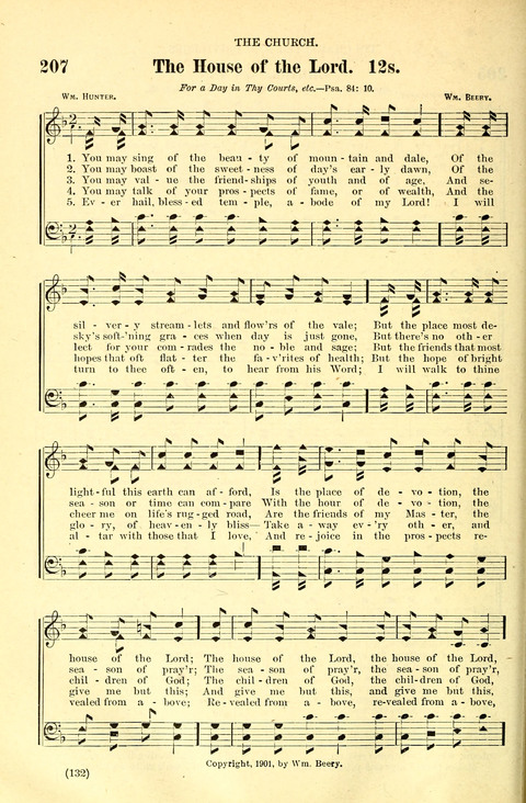 The Brethren Hymnal: A Collection of Psalms, Hymns and Spiritual Songs suited for Song Service in Christian Worship, for Church Service, Social Meetings and Sunday Schools page 130