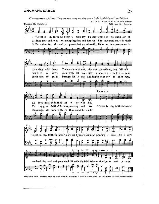 Great Is Thy Faithfulness Hymn - Index of /songimages - MTM